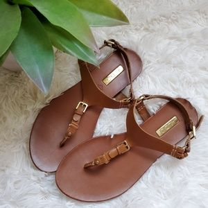 ALDO Sandals Brown 7.5